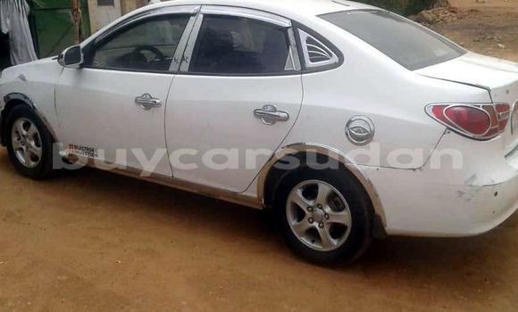 Buy Used Hyundai Elantra White Car in Omdourman in Khartoum