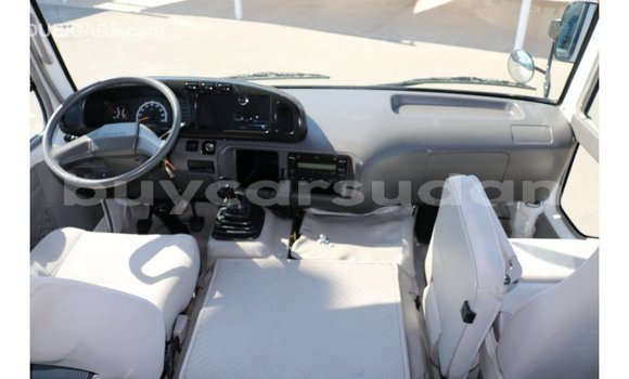 Buy Import Toyota Coaster White Car in Import - Dubai in Al Jazirah State