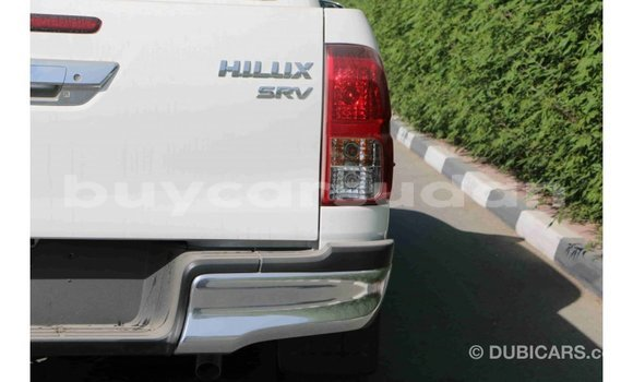 Buy Import Toyota Hilux Black Car in Import - Dubai in Al Jazirah State