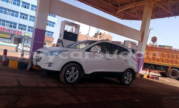 Buy Used Hyundai Tucson White Car in Omdourman in Khartoum