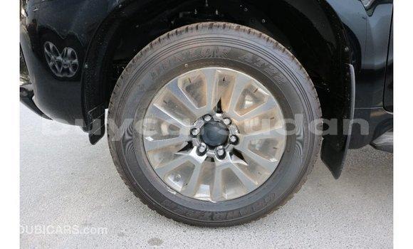 Buy Import Toyota Prado Black Car in Import - Dubai in Al Jazirah State