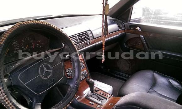 Buy Used Mercedes‒Benz E-Class Black Car in Khartoum in Khartoum