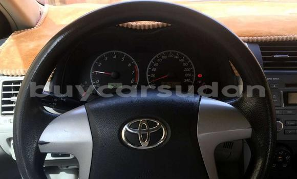 Buy Used Toyota Corolla Blue Car in Khartoum in Khartoum