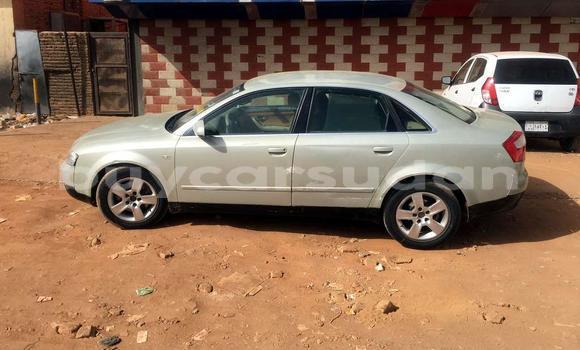 Buy Used Audi A4 Silver Car in Khartoum in Khartoum