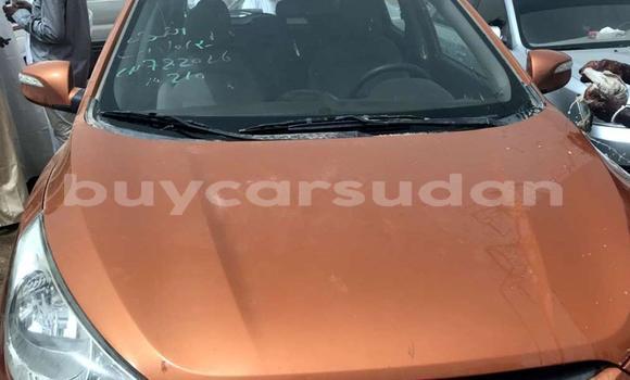 Buy Used Hyundai Tucson Brown Car in Khartoum in Khartoum