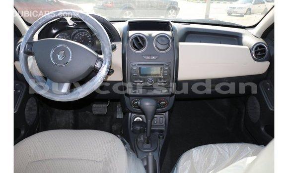 Buy Import Renault Duster Black Car in Import - Dubai in Al Jazirah State