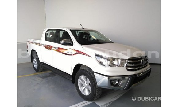Buy Import Toyota Hilux White Car in Import - Dubai in Al Jazirah State