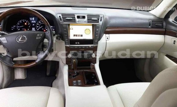 Buy Import Lexus LS Other Car in Import - Dubai in Al Jazirah State