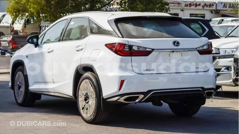 Big with watermark lexus rx 300 al jazirah state import dubai 1385