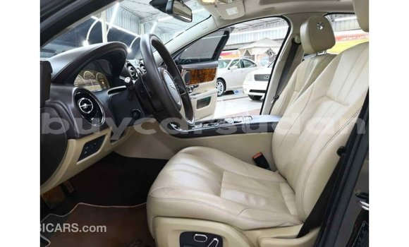 Buy Import Jaguar XJ Black Car in Import - Dubai in Al Jazirah State