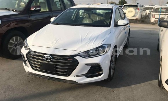Medium with watermark hyundai elantra al jazirah state import dubai 1411