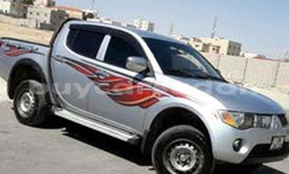 Buy Used Mitsubishi L200 Silver Car in Khartoum in Khartoum