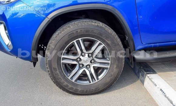 Buy Import Toyota Fortuner Blue Car in Import - Dubai in Al Jazirah State