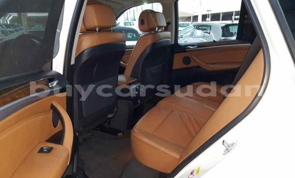 Buy Import BMW X5 White Car in Import - Dubai in Al Jazirah State