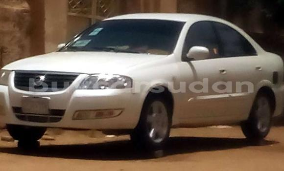 Buy Used Nissan Sunny White Car in Bahri in Khartoum