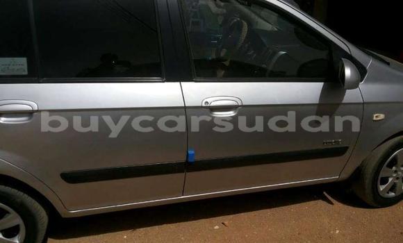 Buy Used Hyundai i10 Silver Car in Khartoum in Khartoum