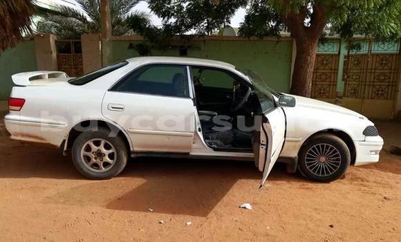 Buy Used Toyota Camry White Car in Khartoum in Khartoum