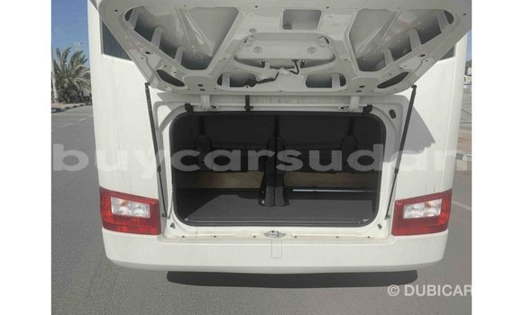 Buy Import Toyota Coaster White Car in Import - Dubai in Al Jazirah State
