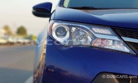 Buy Import Toyota RAV 4 Blue Car in Import - Dubai in Al Jazirah State
