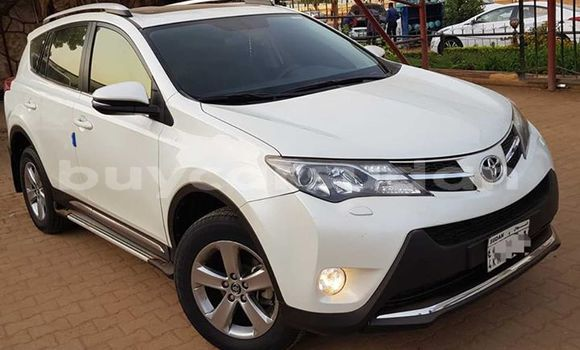 Buy Used Toyota RAV4 White Car in Khartoum in Khartoum