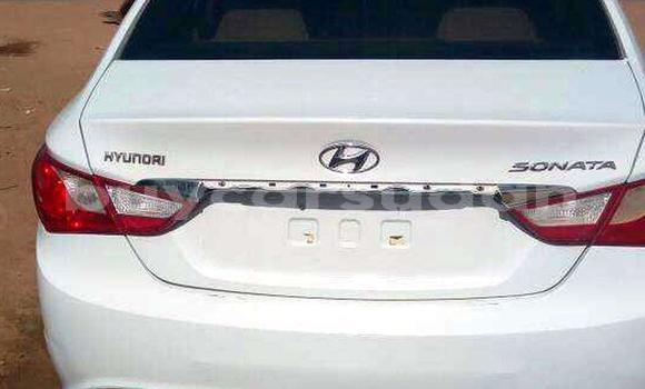 Buy Used Hyundai Sonata White Car in Khartoum in Khartoum
