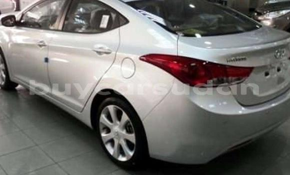 Buy Used Hyundai Elantra Silver Car in Khartoum in Khartoum