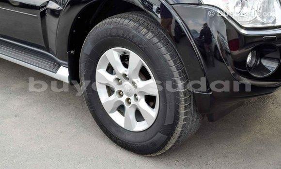 Buy Import Mitsubishi Pajero Black Car in Import - Dubai in Al Jazirah State