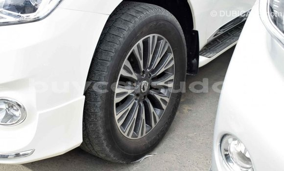 Buy Import Nissan Patrol White Car in Import - Dubai in Al Jazirah State