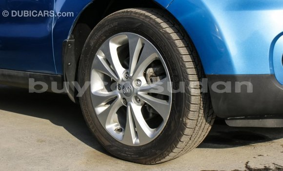 Buy Import Kia Soul Blue Car in Import - Dubai in Al Jazirah State