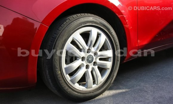 Buy Import JAC J3 (Tongyue,Tojoy) Red Car in Import - Dubai in Al Jazirah State