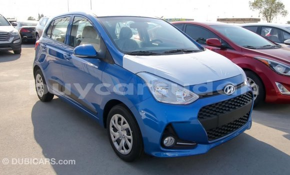 Buy Import Hyundai i10 Blue Car in Import - Dubai in Al Jazirah State