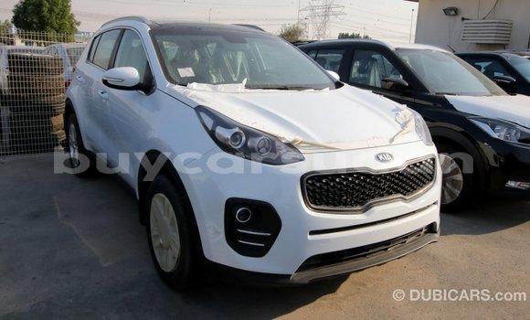Buy Import Kia Sportage White Car in Import - Dubai in Al Jazirah State