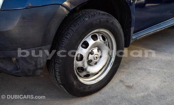 Buy Import Renault Duster Blue Car in Import - Dubai in Al Jazirah State