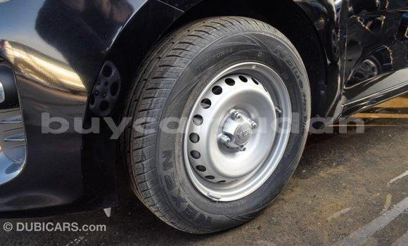 Buy Import Kia rio Black Car in Import - Dubai in Al Jazirah State