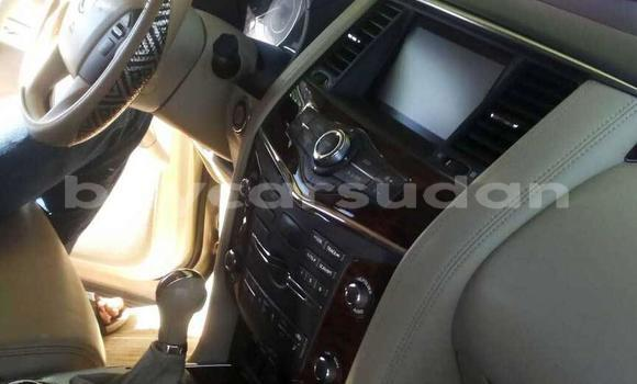 Buy Used Nissan Patrol Brown Car in Khartoum in Khartoum