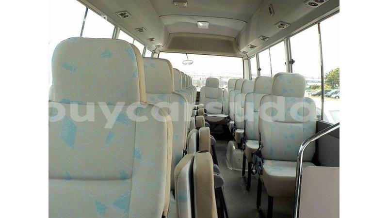 Big with watermark toyota coaster al jazirah state import dubai 3490