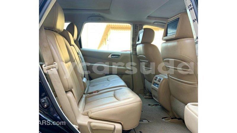 Big with watermark nissan pathfinder al jazirah state import dubai 3523
