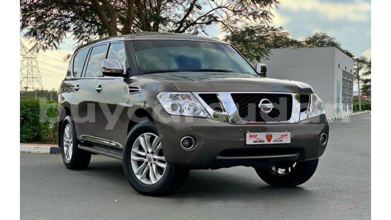 Big with watermark nissan patrol al jazirah state import dubai 3770