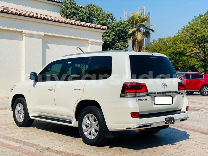 Big with watermark toyota land cruiser al jazirah state import dubai 4037