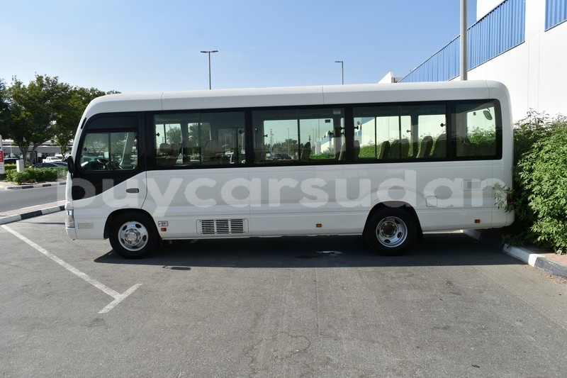 Big with watermark toyota coaster al jazirah state import dubai 4066