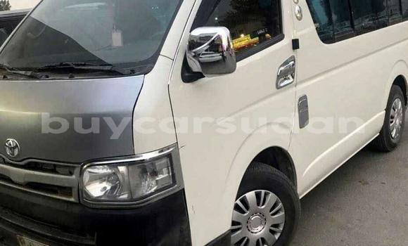 Buy Used Toyota Alphard White Car in Wad Medani in Al Jazirah State