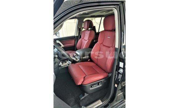 Buy Import Toyota Land Cruiser Black Car in Import - Dubai in Al Jazirah State