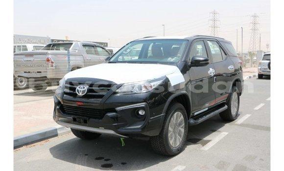 Buy Import Toyota Fortuner Black Car in Import - Dubai in Al Jazirah State